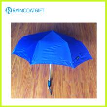 Parapluie se pliant en aluminium léger de parapluie de poche / parapluie de poche