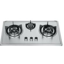 Cuisinière à gaz trois brûleurs (SZ-LX-216)