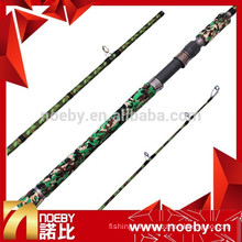 NOEBY leisure cheap price frog bait river fish fishing rods