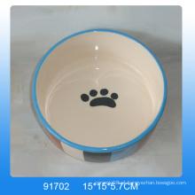 Lovely cerâmica pet prato