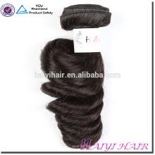 Online Shopping Lang anhaltende weiche Haarwebart Unverarbeitete Virgin Peruvian Hair Dubai