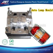 moules d'injection plastique phares automatique de haute précision moule automobile feux arrière acier p20