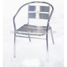 Алюминиевые стулья для отдыха на открытом воздухе для кафе