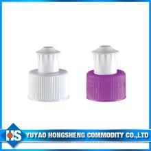 Offsetdruck China Lieferanten Plastik Cap Push Pull