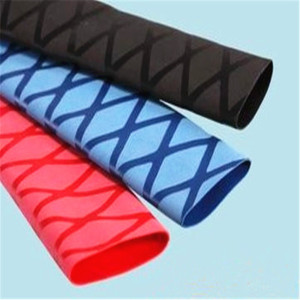 Flame Retardant Anti-skid Heat Shrink Tube