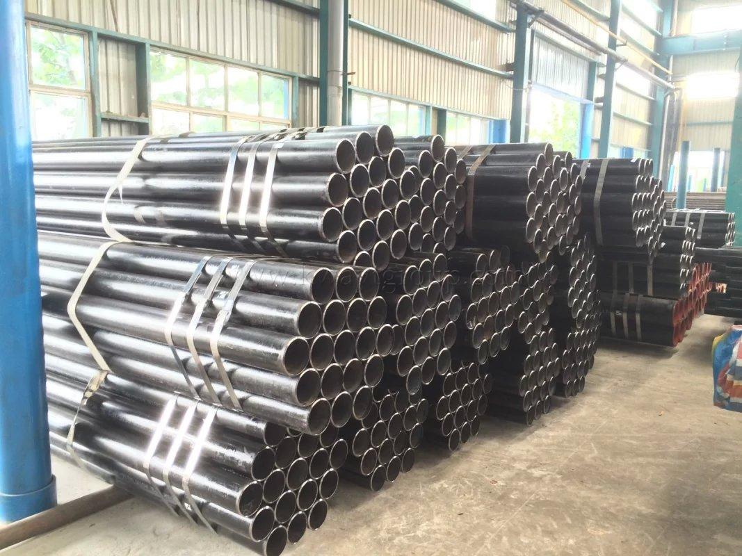 ASTM A53 ERW round Galvanized Steel Pipes