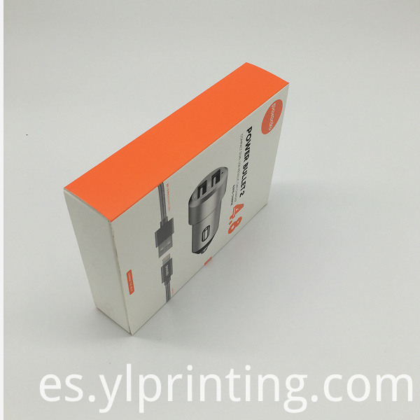 Recyclable Kraft Paper Box