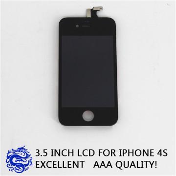 Venta por mayor de China para el iPhone 4S, iPhone 4S móvil LCD