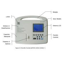 ЭЛЕКТРОКАРДИОГРАФ цифровой трех канальный Электрокардиограф