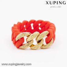 51596- Xuping Jewelry Fashion Bracelets de couleur or 18 carats en promotion