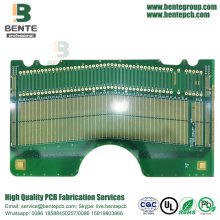 18-Lagen Multilayer PCB FR4 Tg150 Leiterplatte 1oz ENIG 3U