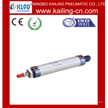 China Mal Aluminum Alloy Mini Pneumatic Cylinder