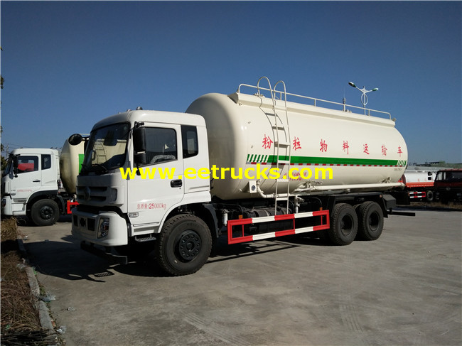 Cement Delivery Tank Trucks