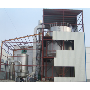 Nozzle Spray Drier Pressure Spray Dryer in Chemical Industry