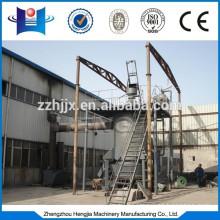Environment energy saving machine coal gasifier