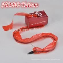 Горячая Распродажа Пластиковые Татуировки Красный Клип Шнур Рукава Сумка