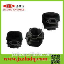 Wow! Black aluminum die casting cylinder for automobile