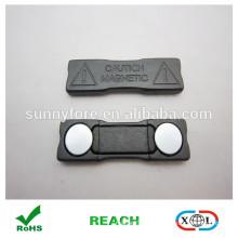 neues Produkt schwarzen Kunststoff-Abzeichen