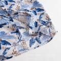 Men's Hawaiian Casual Short Sleeve Printed Summer Shirt