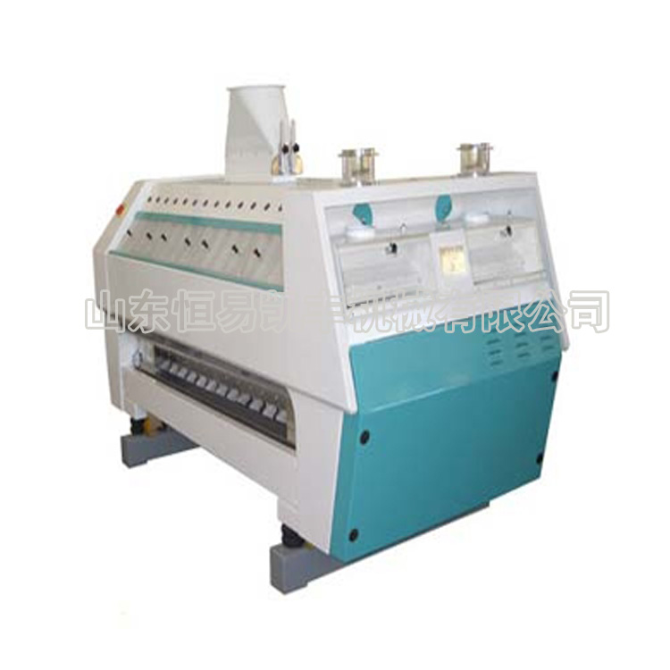 Powder cleaning machine