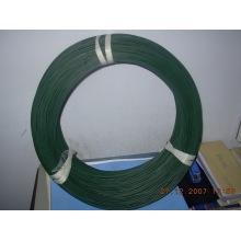 Fio de ferro galvanizado revestido PVC do ferro