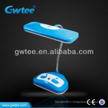 GT-8813 Touch switch rechargeable lampe de table portative portable