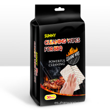 Limpiar Grasa Sanitizing Bbq Wipes Coles