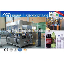 Automatic new style hot glue opp labeler for drinking water