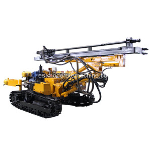 Tractor montado Crawler Drill Rig Machine