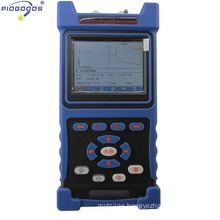 PG-1200B otdr price,Mini OTDR Price For Optical with 1310/1550nm colorful Screen 32/30dB dynamic range with VFL china provider