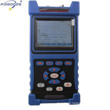 PG-1200B preço otdr, Mini OTDR Preço Para Optical com 1310 / 1550nm tela colorida 32 / 30dB gama dinâmica com VFL china fornecedor