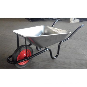 Sri Lanka Style Solid Wheel Wheelbarrow Wb3800