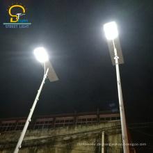 förderndes intelligentes Licht 30W-180W alles in einem Solar geführten Straßenlaterne