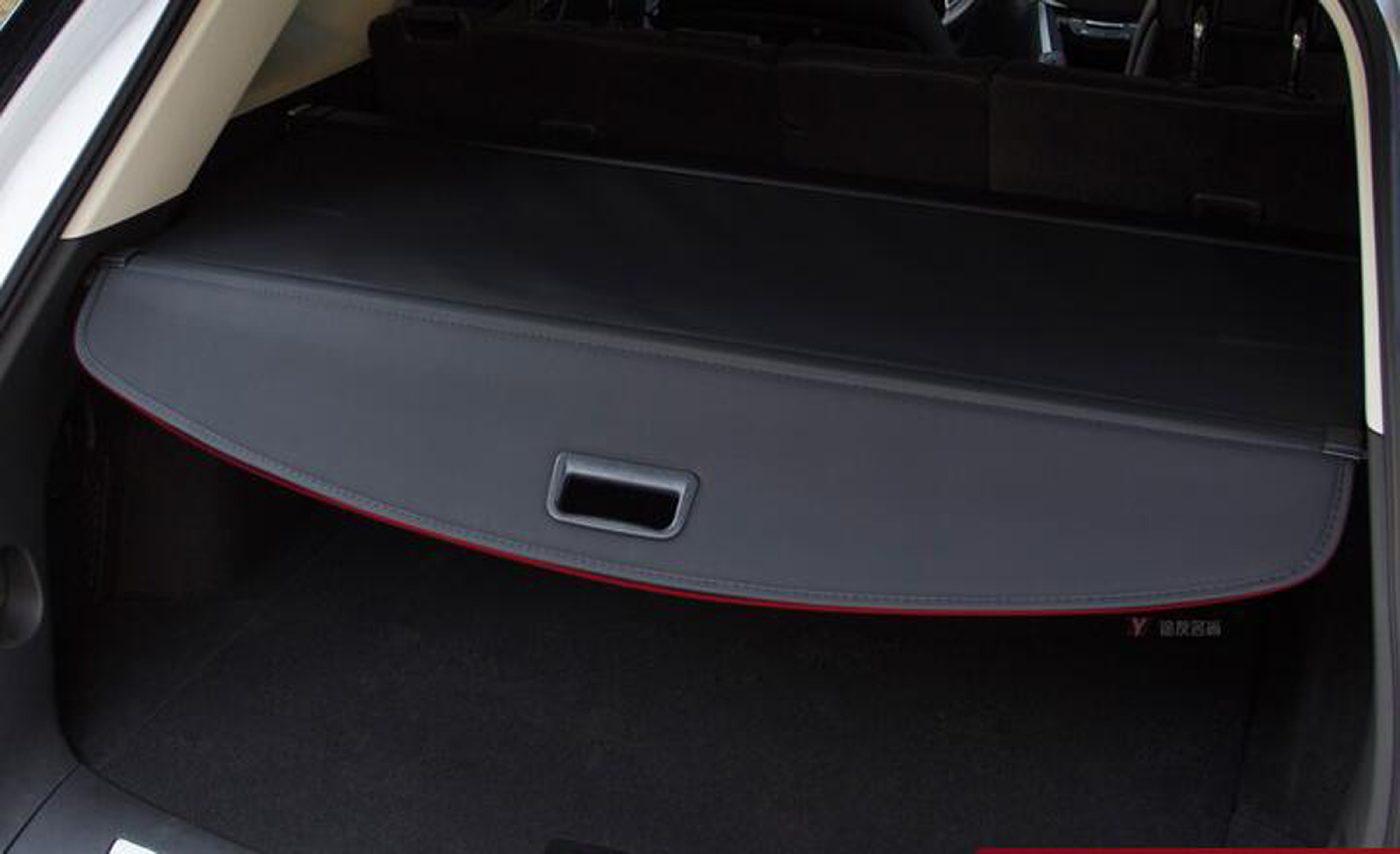 PVC Retractable SUV Trunk Cover