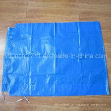 Plastik Täglicher Gebrauch Verpackungsbeutel mit Seil
