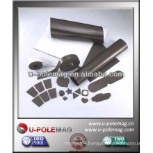 Flexible Rubber Magnet with White PVC