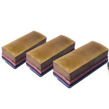 High Quality Abrasive Resin Block Deburring Square Teeth Hot Sal