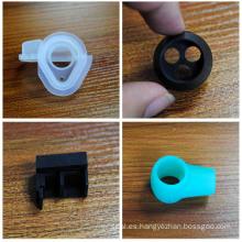 Piezas de caucho de silicona / piezas de caucho personalizadas