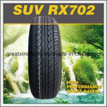 Jinyu Radial Car Tire 195/70r15, Deep Pattern Car Tire