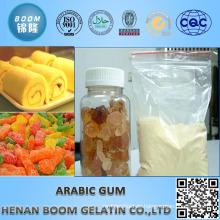 Arabisches Gummi-Gelb-Pulver in der Lebensmittelindustrie