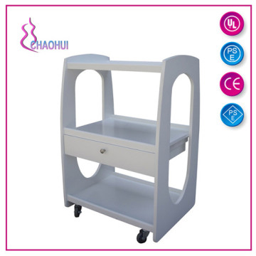 Beauty Salon Trolley Cart Rolling Barber Trolley