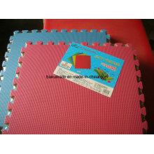 Manufacturer Supply Durable Grey Color Non-Slip EVA Mat