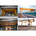 35 ton Double Girder Gantry Crane