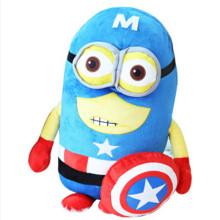 Minions Captain America