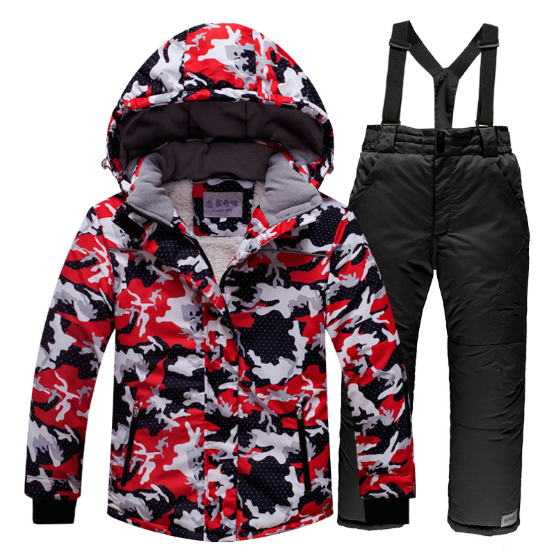 Childrens clothing Ski outfit