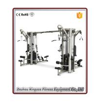 Equipo de gimnasio comercial 8 máquina de ejercicio entrenador de la estación