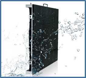 Outdoor Rental LED Display screens of waterpoof