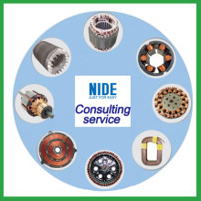 Electric motor manufacturing technical consulting