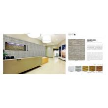 DIY interior decorativo panel de pared 3D