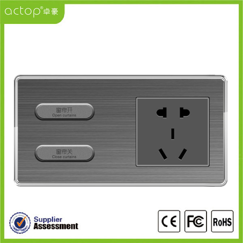 Wall Socket 5 Port